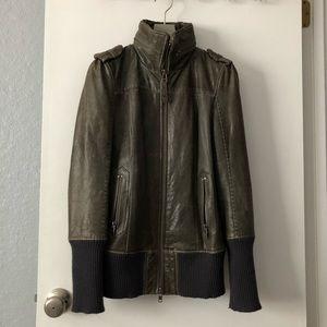 cb387eb8182a4e Women s Mackage Leather Jacket on Poshmark